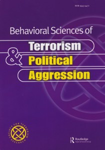 Behavioural Sciences of Terrorism & Political Aggression