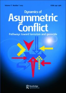 Dynamics of Asymmetric Conflict