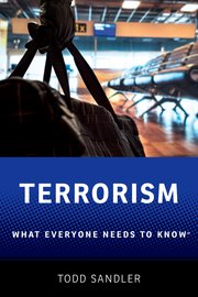 terrorism what everyone needs to know