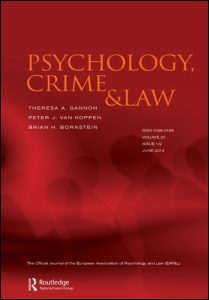 journal-psychology-crime-and-law