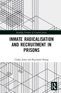 Inmate Radicalisation and Recruitment in Prisons (book cover)