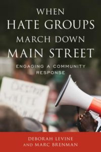 Book cover of When Hate Groups March Down Main Street