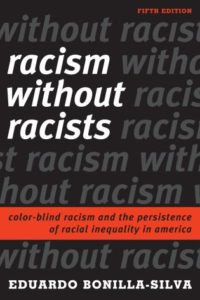 Cover of the book Racism without Racists